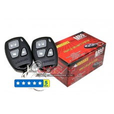 MONGOOSE M80G 5-STAR Alarm System w/ Turbo Timer