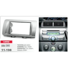 Stereo Fitting Kit for Toyota bB ( 2005 on )