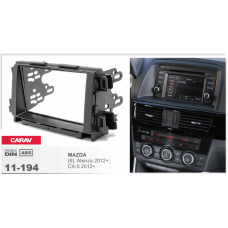 Fitting Kit- 11-194 MAZDA (6), Atenza 2012+ / CX-5 2012+ Fitting Kit