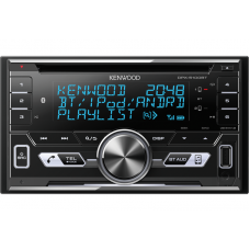 KENWOOD DPX-5100BT  Bluetooth / CD / USB / 4.0V / 3 Pre out / Support SWC