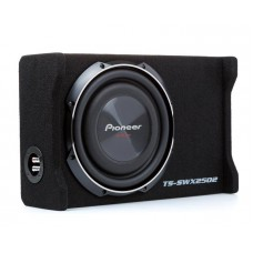 "Pioneer TS-SWX3002 12"" Shallow-Mount Subwoofer Enclosure 1500W"