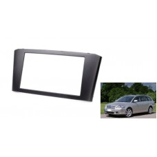 Stereo Fitting Kit Toyota Avensis 2003-2009 (Double DIN)