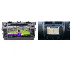 Car DVD Player Navigation / Bluetooth/ USB / SD for Toyato Corolla + FREE CAMERA