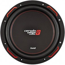 "Cerwin-Vega H7104S 10"" HED 4 Ohm Subwoofer 1000W / RMS 200"