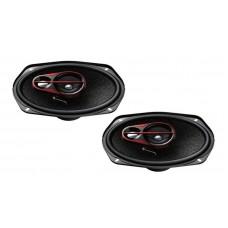 Pioneer TS-R6950S 300W 22cm 3 Way Coaxial Speakers