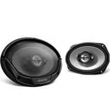 "Kenwood KFC-E6965 6""x9"" 3-way speaker system"