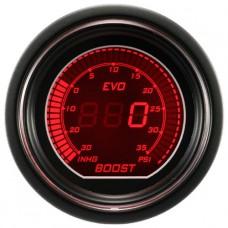 "AUTOGAUGE 2"" EVO Series Digital Boost Gauge (PSI)"