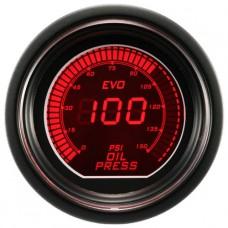 "AUTOGAUGE 2"" EVO Series Digital Oil Pressure (PSI)"