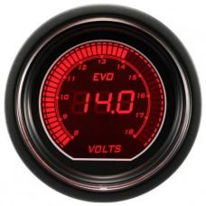 "AUTOGAUGE 2"" EVO Series Digital Volt Meter"