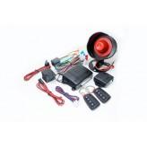 G24 Genius Car Alarm Series 2B 4 Button  - External Shock Sensor