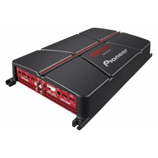 Pioneer GM-A6704 4-Channel 1000W Bridgeable Amplifier with Bass Boost