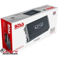 BOSS AR1600.4  4 Channel Class A/B Amplifier 1600W