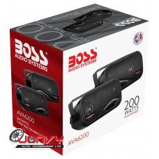 BOSS AVA6200 3-Way Box Speaker System 200W