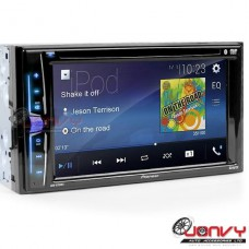 "Pioneer AVH-A205BT DVD Receiver 6.2"" Touchscreen Display, Built-in Bluetooth"