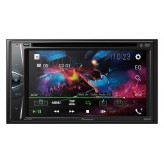 Pioneer AVH-G215BT 6.2' Double Din DVD Bluetooth 7 Band Graphic EQ USB