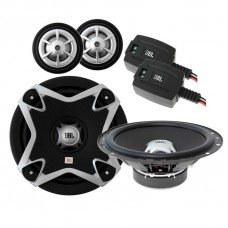 JBL GT5-650C 165mm 2 Way Component Car Speaker