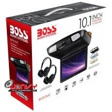 "10.1"" Flip-Down Screen DVD/CD/USB/SD/MP3 Player"