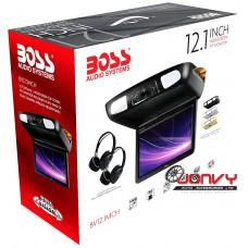 "BOSS - 12.1"" TFT Screen DVD/CD/USB/SD/MP3 Player"