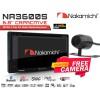 "COMBO Nakamichi NA3600S 6.8"" DVD Receiver Bluetooth DVD USB Free Camera"