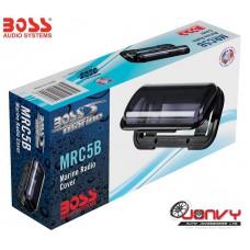 BOSS MRC5B Universal Marine / Exterior Radio Cover (Black)