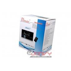 Domain DM-DB558BT CD Player w/ Bluetooth USB AUX