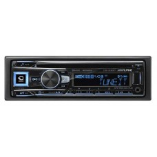 ALPINE CDE-163EBT Bluetooth/ iPhone APP mode / CD / USB / AUX