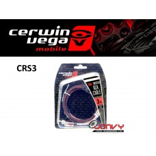 Cerwin-Vega CRS3 Dual Twisted RCA Cable 90cm