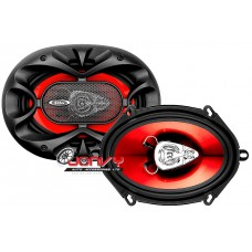 """Boss CH5730 Chaos Series 5"""" x 7"""" 3-Way Speakers"""