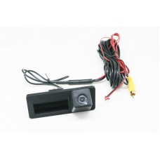 AUDI Rear View Reversing Camera with boot lift handle trunk