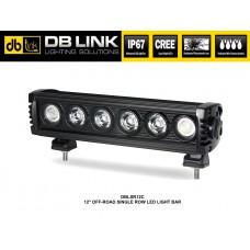 "DB LINK OFF-ROAD 12"" 60W CREE LED Light Bar"