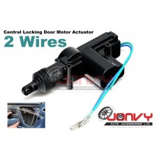 Central Locking Door Motor Actuator - 2 wires