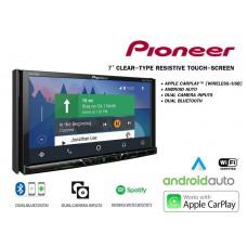 "Pioneer AVH-Z9150BT 7"" DVD &  Wireless Apple CarPlay / Android Auto / Mirroring"
