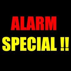 Professional Alarm System Including Installation