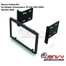 Stereo Fitting Kit for Holden Commodore VT-VX 1997-2002 (Double DIN)