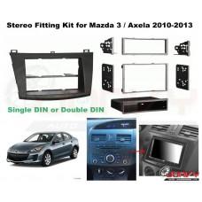 Stereo Fitting Kit for Mazda 3 / Axela 2010-2013