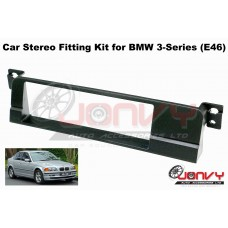 Car Stereo Fitting Kit for BMW 3-Series (E46) 98-05