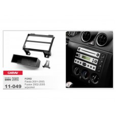 Car Stereo Fitting Kit for FORD Fiesta 2001-2005