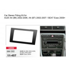 Car Stereo Fitting Kit for AUDI A4