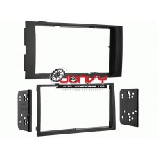Fitting Kit 95-9009 for VW Touareg 2004-UP (Double-DIN)