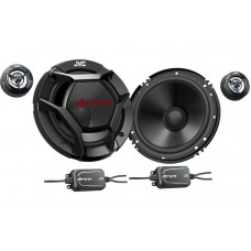 "JVC - (CS-DR600C) 6-1/2"" 2-Way Component Speakers / 360W Max Power"