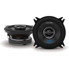 "Alpine S-S40 4"" 10CM 2-Way S-Series Speaker 140W"