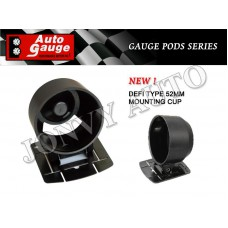 AUTOGAUGE DEFI TYPE 52MM MOUNTING CUP - NEW