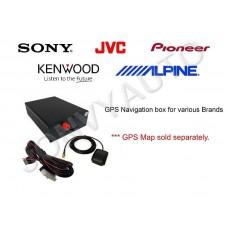 GPS NAVIGATION SYSTEM FOR PIONEER / KENWOOD/ JVC