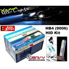 Autogauge HB4(9006) 8000K HID Kit