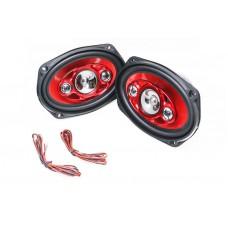 "Dominator DMT-6908 6 x 9"" 4-way speaker 400W- DEAL"