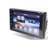 "Innovation N18 6.2"" Bluetooth Car stereo receiver USB CD DVD AUX"