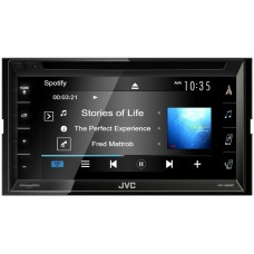 "JVC - (KW-V340BT) 6.2"" / Bluetooth  / USB / 13 Band EQ"