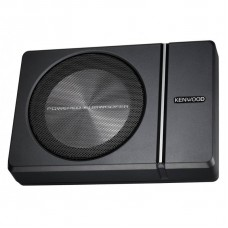 Kenwood  KSC-PSW8 Under Seat Style Active Car Subwoofer  (250W )