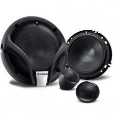 "Kenwood KFC-M604P 6"" Component Speakers -260w"
