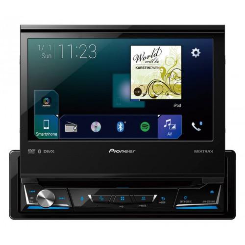 pioneer avh z7150bt apple carplay android auto bluetooth. Black Bedroom Furniture Sets. Home Design Ideas